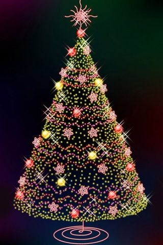 70 Christmas Wallpapers For Iphone 4 And 4S
