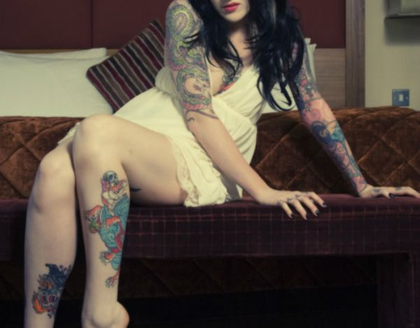 Fat Women With Tattoos 5