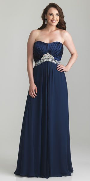 plus size prom dresses 2013 | Dresses. | Pinterest | Prom dress 2013 ...
