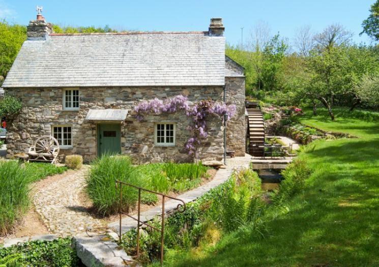 classic cottages cottages and villages cottage cornish cottage rh pinterest com