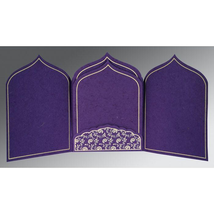 Islamic Wedding Invitations I 8208M Islamic Wedding