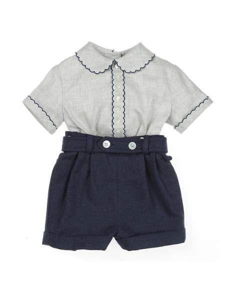 180a56b81 Conjunto para bebé niño El Corte Inglés | El armario de mi bebe ...
