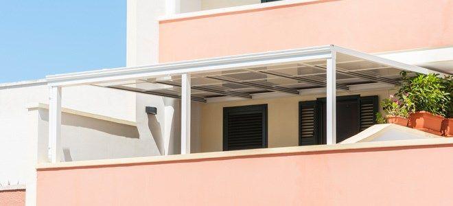 Fabulous stunning soluzioni per copertura terrazzi images idee arredamento with copertura per balconi