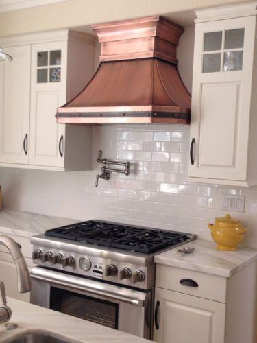36 034 estella copper range hood made in u s a patty s kitchen rh pinterest com