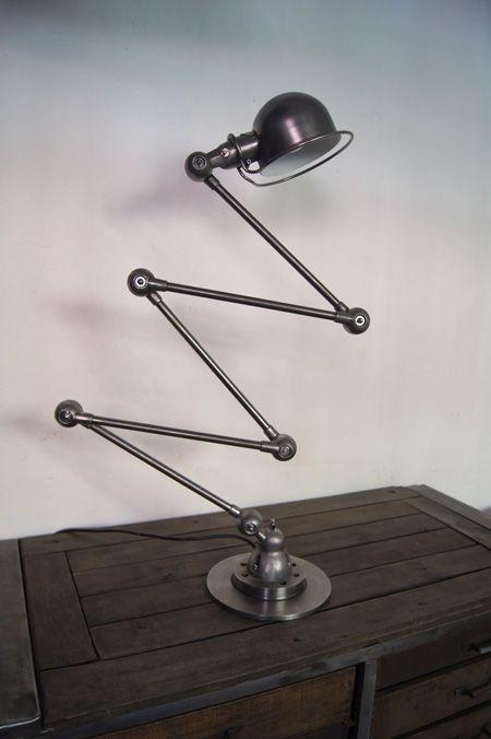 industrial desk lamp le fabrique bergen industrial style rh pinterest com