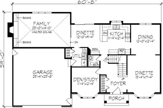 French Colonial House Plans Home Design Ls 97907 Re 21167 Colonial House Plans House Plans Family Room Walls