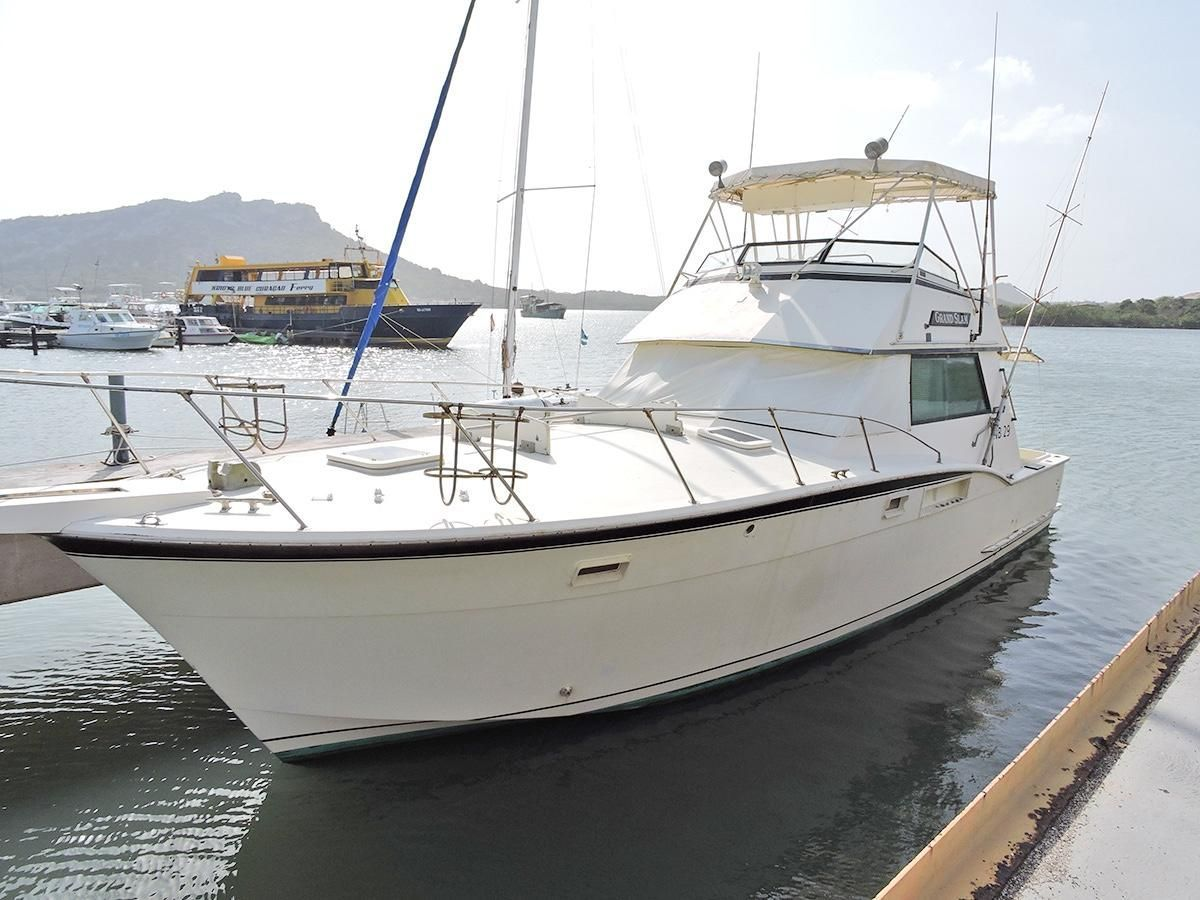 1973 Hatteras 42 Power Boat For Sale