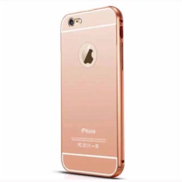 Rose Gold Mirror Iphone 6 6s Case Rose Gold Mirror Iphone 6 Case Fits Iphone 6s 6 2014 And 2015 4 7 Trades Iphone 6 Plus Case Rose Gold Iphone Iphone