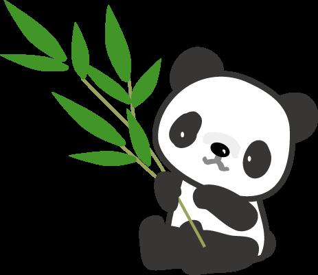 Imagenes  Pandas tiernos dibujos  liss  Pinterest  Tiernas