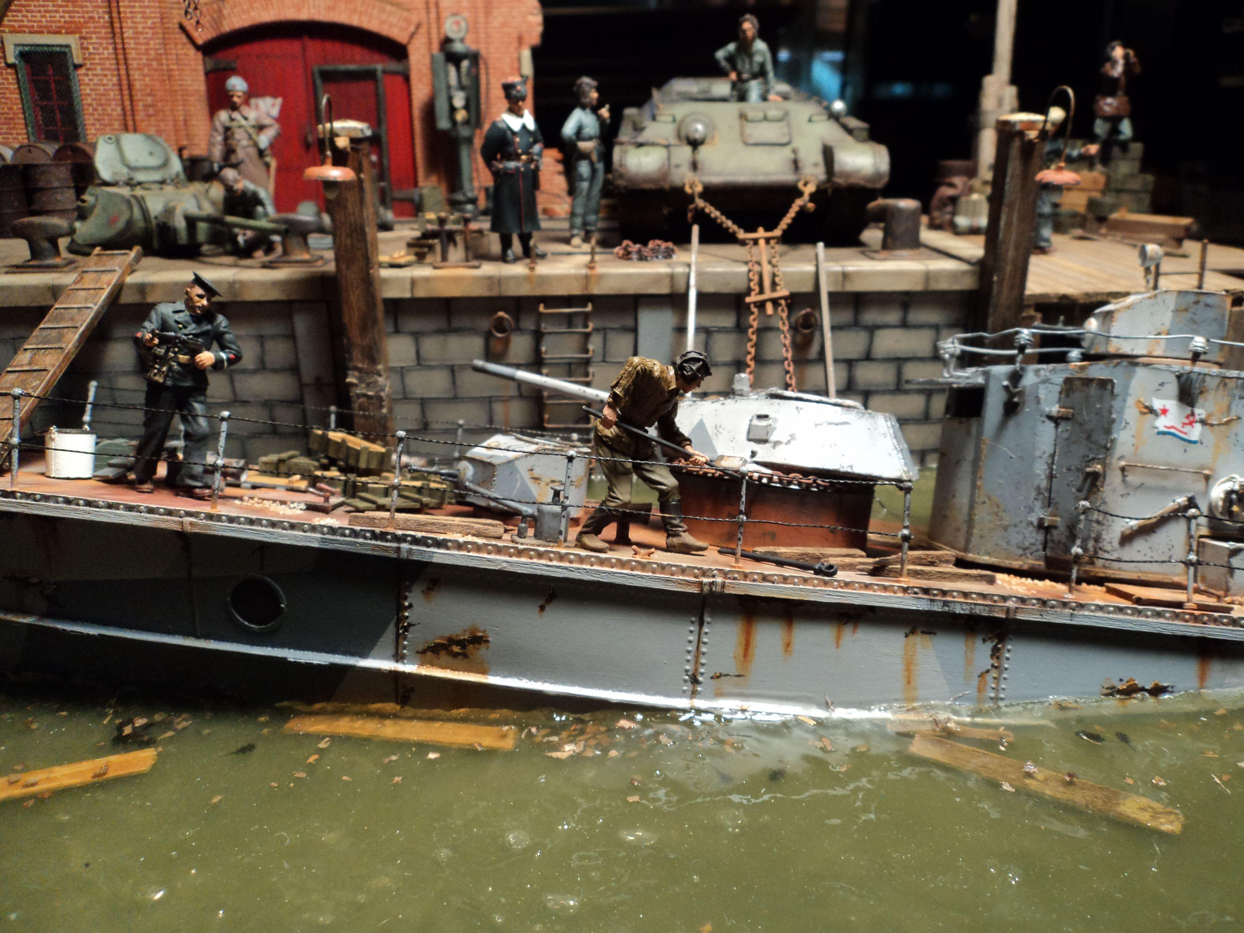 White River Division: Contest Dioramas - Fine Scale Model