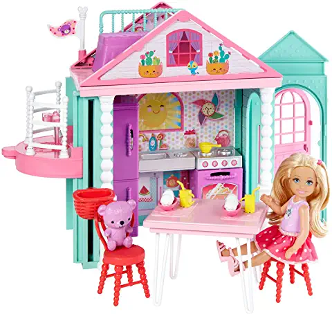 barbie playground in 2020 Chelsea doll