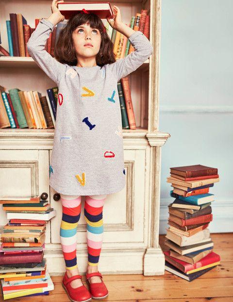 Alphabet Dress (Roald Dahl Collection) by Mini Boden  6acea0eae7f