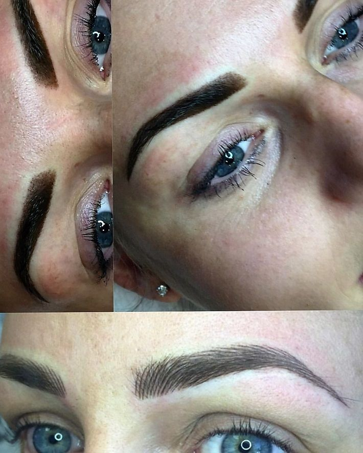 Permanent Ombre Or Hair Stroke Eyebrow Make Up Which Is Best