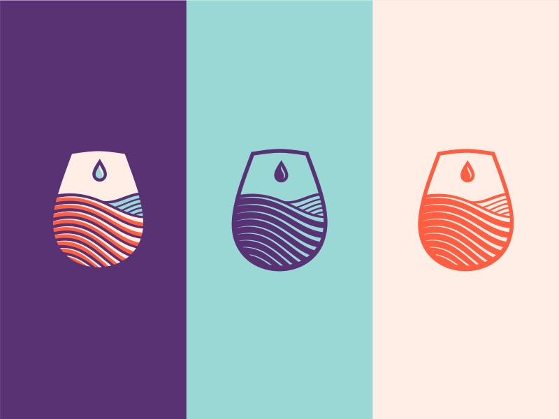 Winery Mark  [#1] by Szende Brassai / Adline #Design Popular #Dribbble #shots
