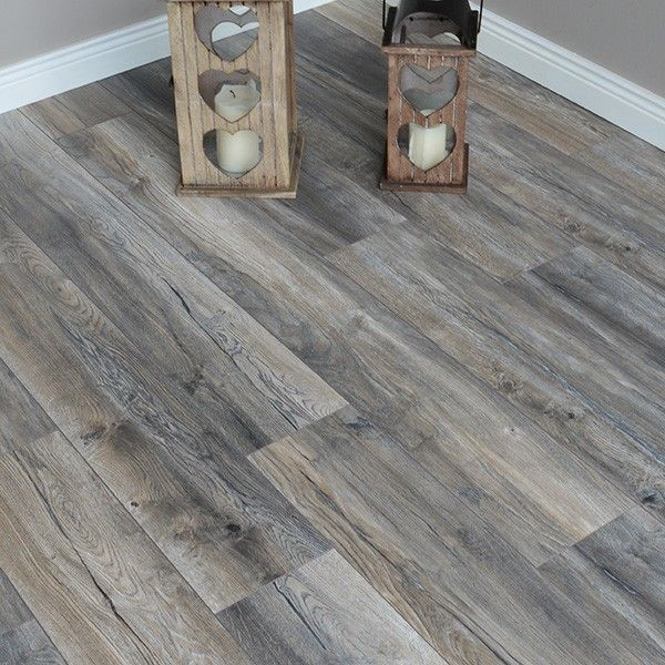 Robusto 12mm Harbour Oak Grey Laminate Flooring Grey Laminate Flooring Rustic Laminate Flooring Flooring