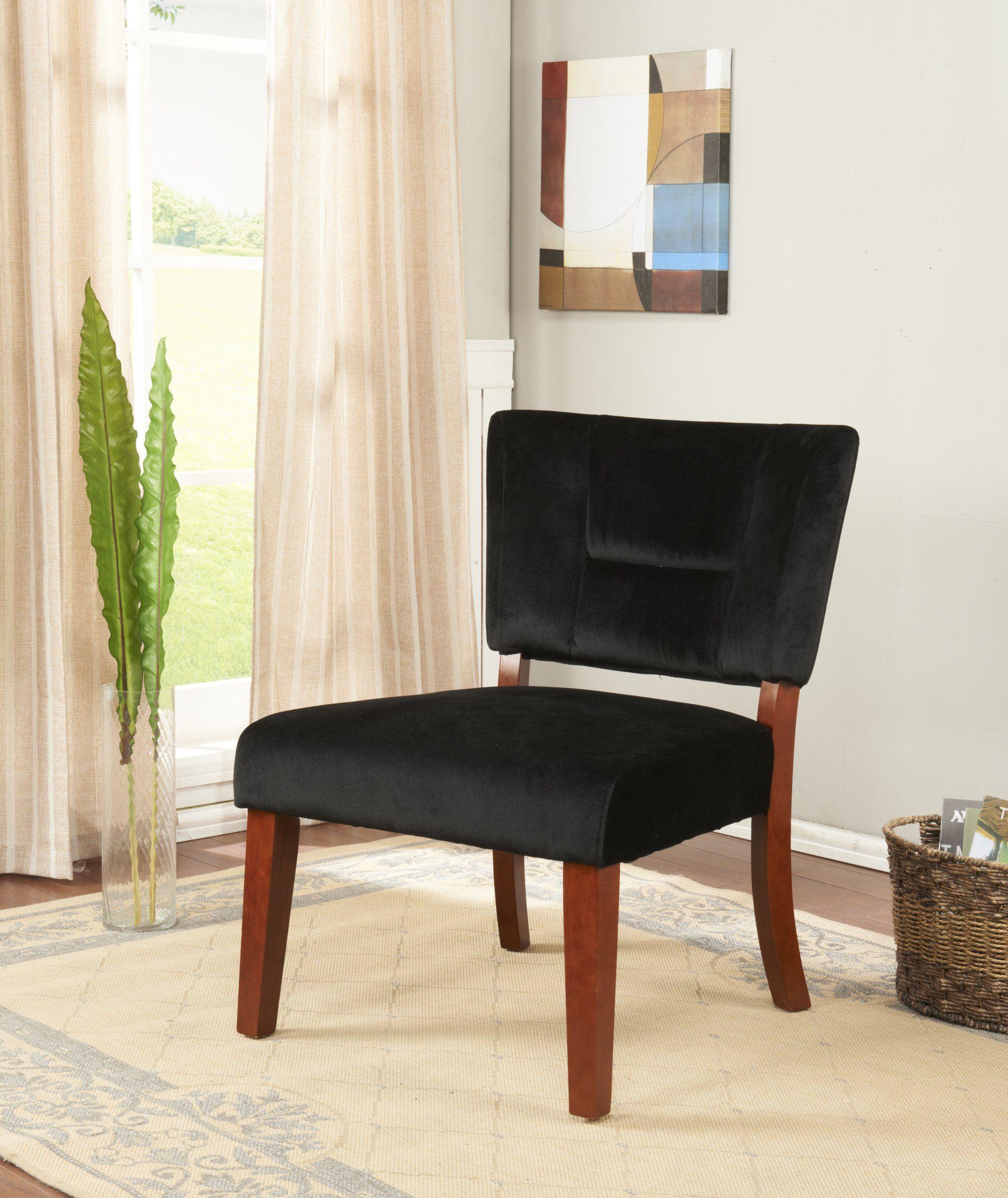 Best Kings Brand Black Velvet Fabric With Cherry Finish Wood 400 x 300