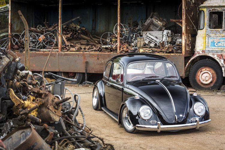 1966 VW Beetle 'Black Jack' — Classic Car Revivals