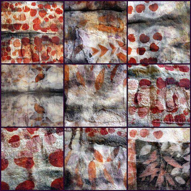 gorgeous dyeing, india flint.