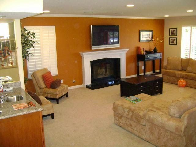 Paint Color Ideas for Living Room Accent Wall Kitchen