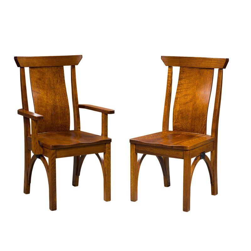 check out the elkington dining chair and other amish dining chairs rh pinterest com