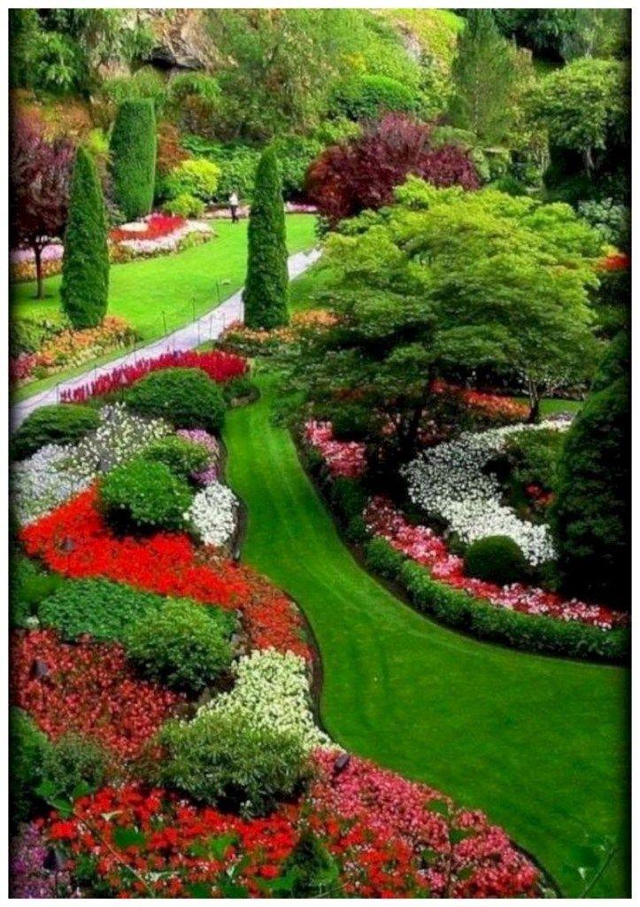 59 Stunning Front Yard Courtyard Landscaping Ideas 35 400 x 300