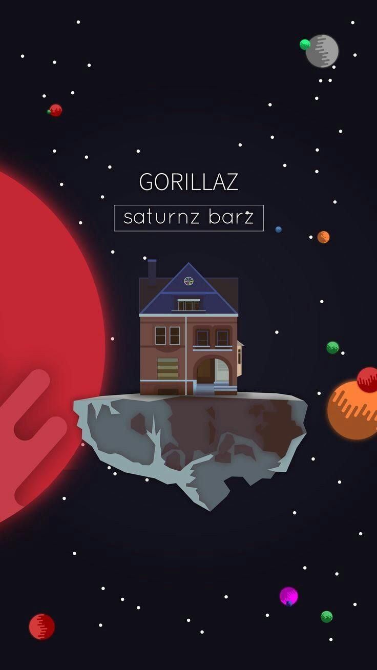 Gorillaz Arte de gorillaz, Fondos de patalla, Imagenes