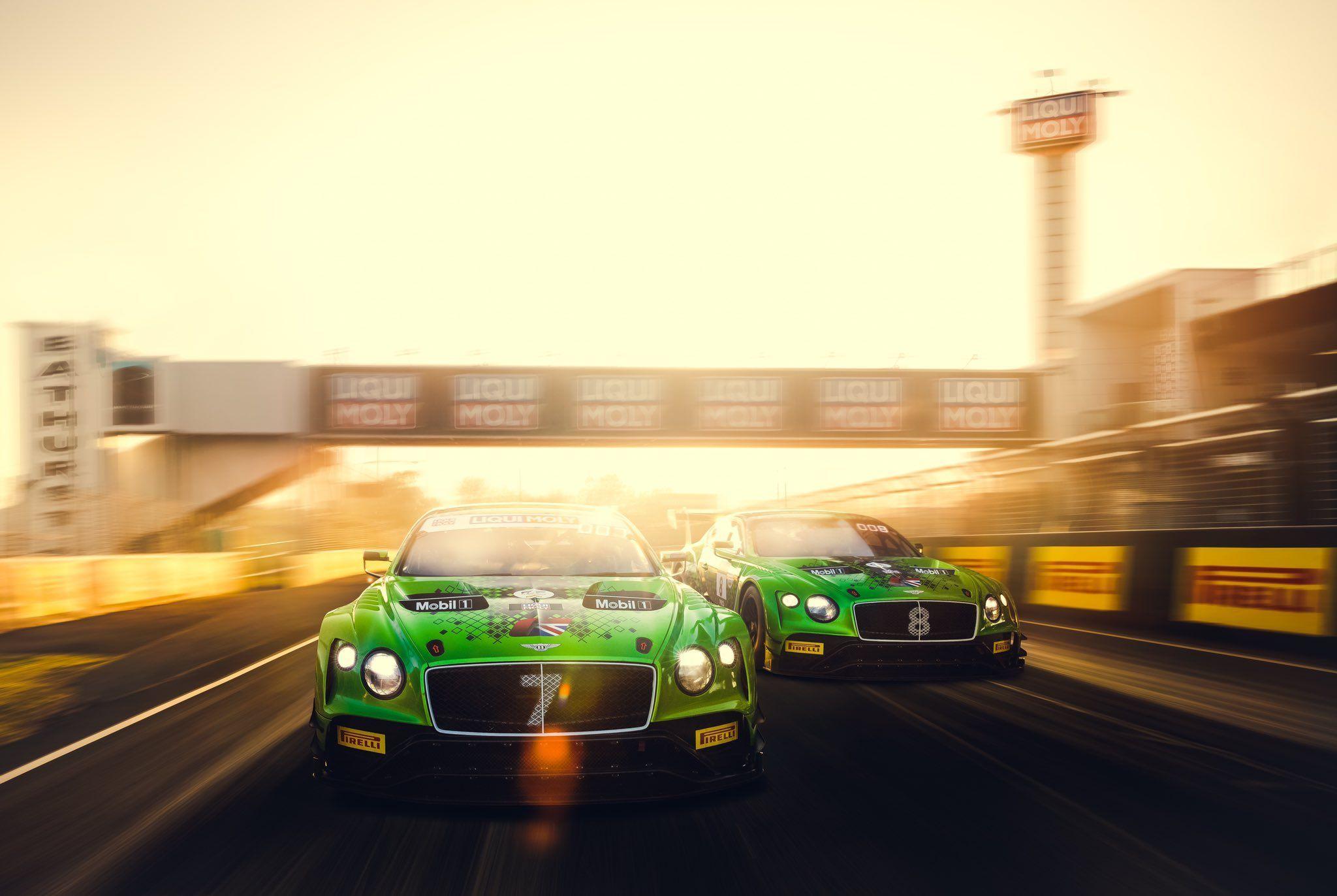 Bentley Motorsport On Twitter In