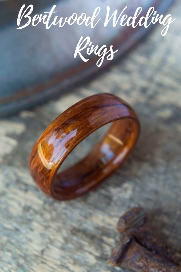 Santos Rosewood Ring Ring Weddings and Wedding trends