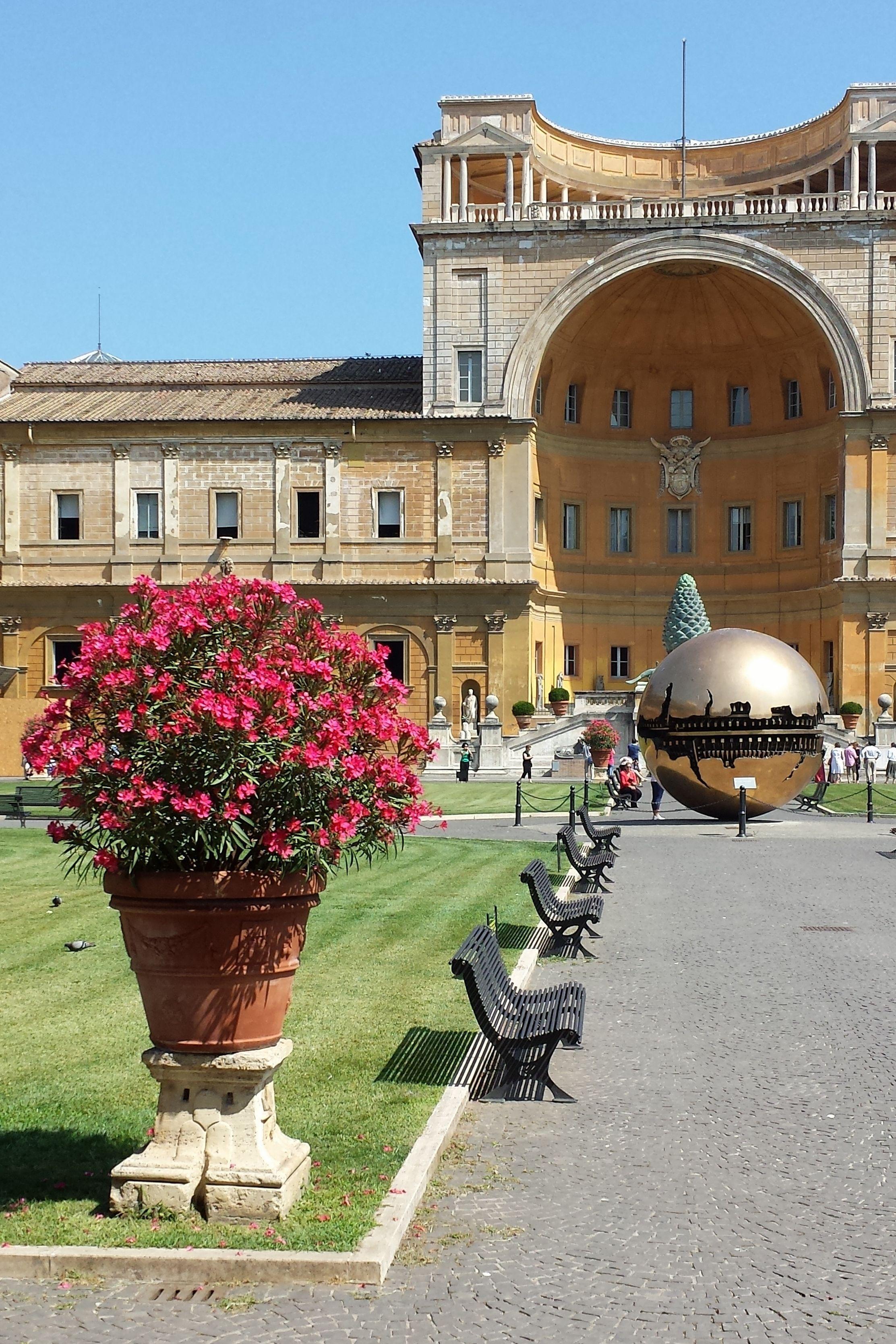 0a2c49ea7724e884c62d0321eb268530 - Vatican Gardens And Vatican Museums Tour