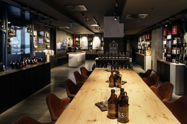 Stortebeker Elbphilharmonie Restaurant Lounge Hamburg