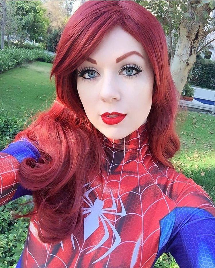 I Am Jad 1 99 0neshotgirl Instagram Photos And Videos Instagimg Cosplay Spider Girl Beauty
