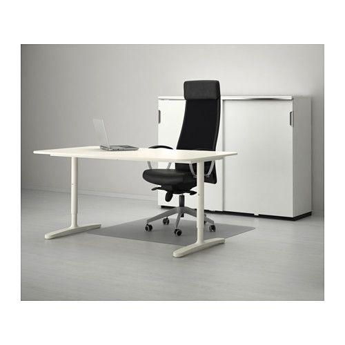 Bekant Desk White 63x31 1 2 Ikea Affordable Furniture Ikea Home Furnishings