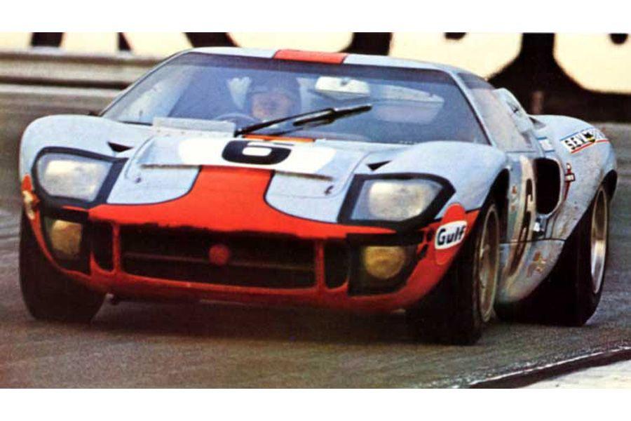 24 heures du mans 1969 ford gt40 6 pilotes jacky ickx rh pinterest com