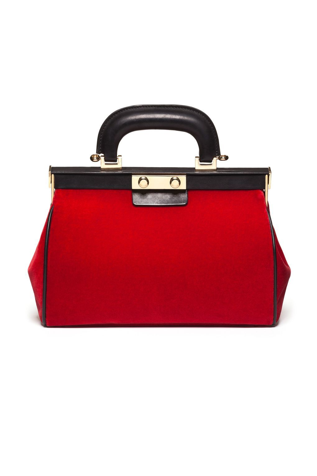 This red velvet doctor s bag can only be full of treats. £865 99b958e8d036a