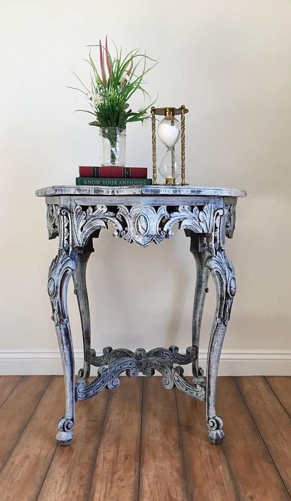 sold antique display table lamp table window table french style rh pinterest com
