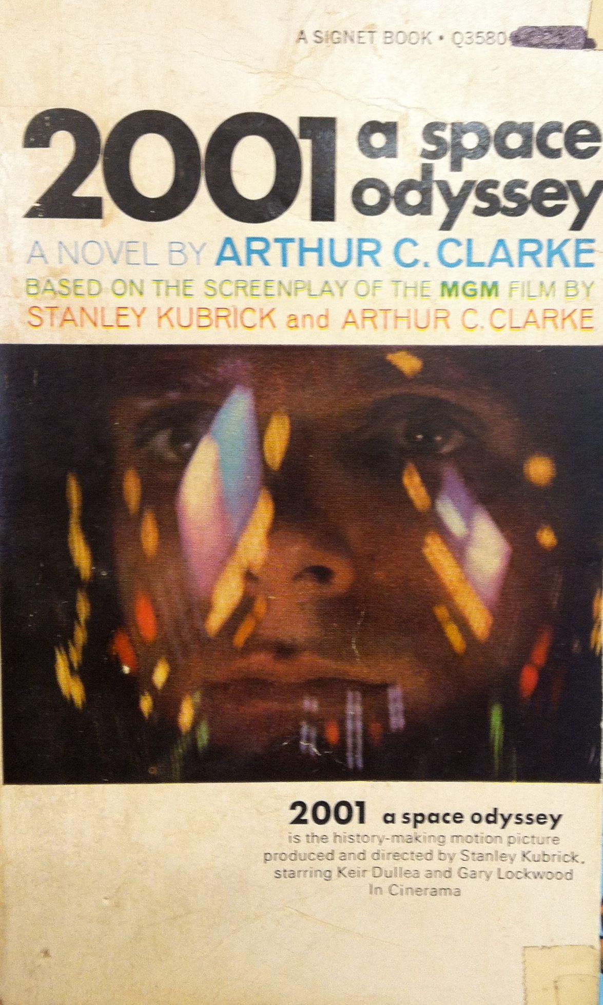2001: A Space Odyssey novelization by Arthur C. Clarke