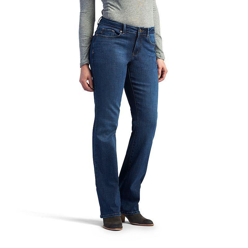 55256c8580e Women s Lee Modern Fit Curvy Bootcut Jeans