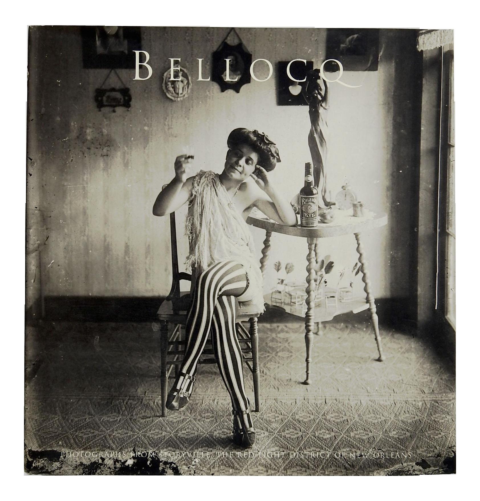 E J Bellocq