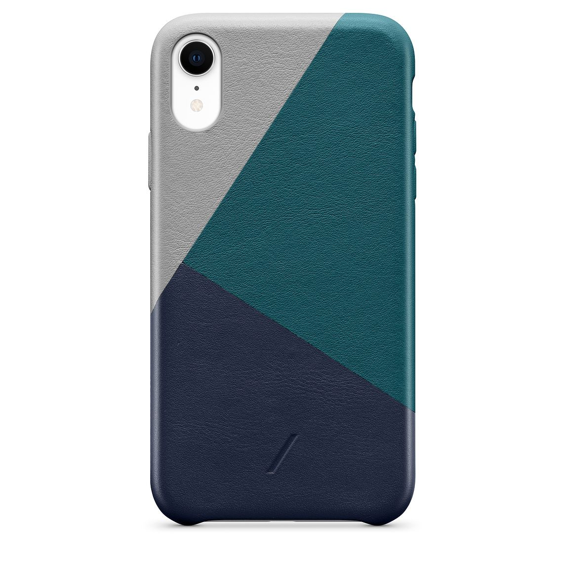 Native union clic marquetry leather case for iphone xr
