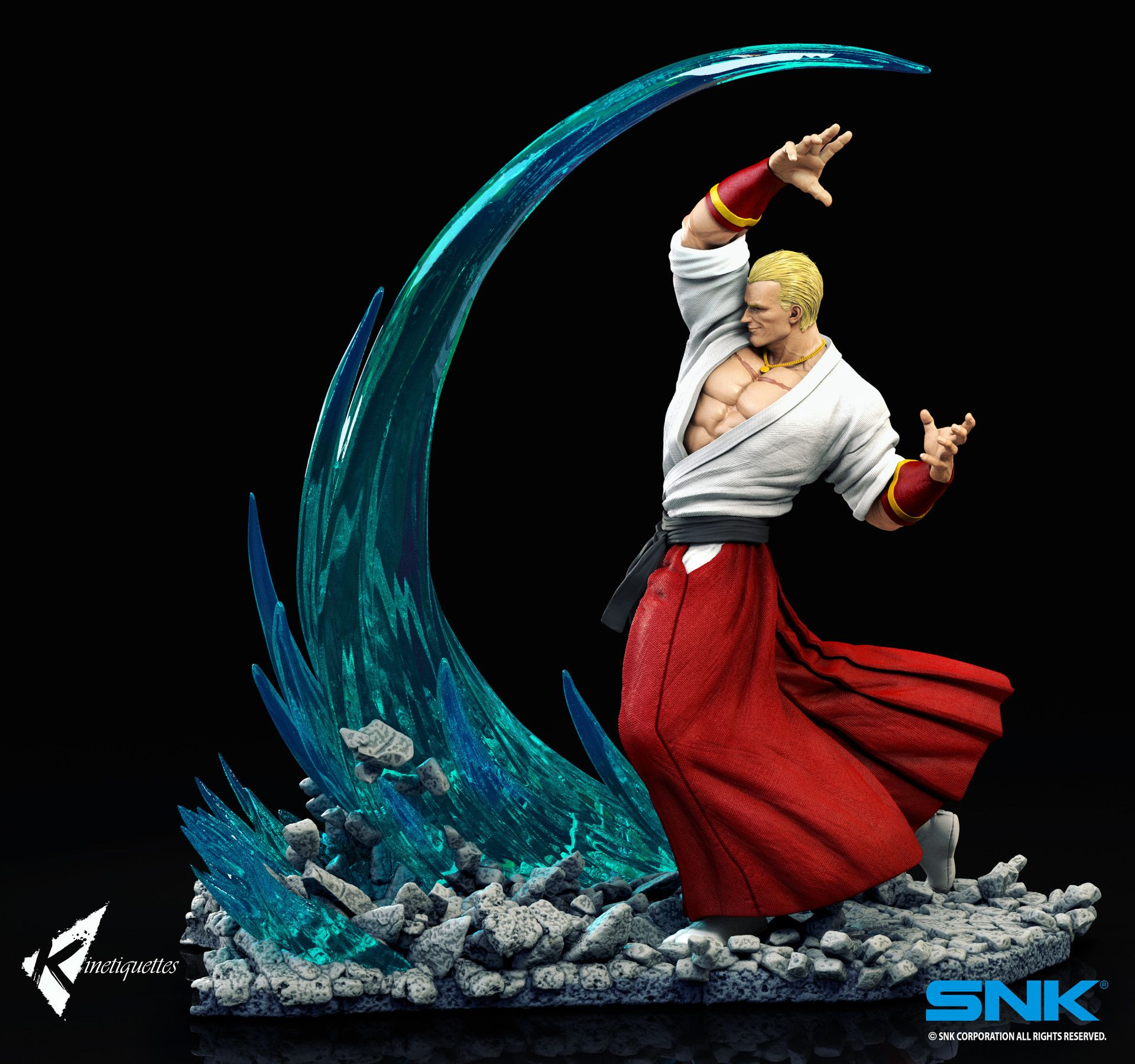 Artstation Geese Howard Teaser Kinetiquettes Rodrigue Pralier King Of Fighters Goose Fighter Mark of the wolves and the king of fighters series. pinterest