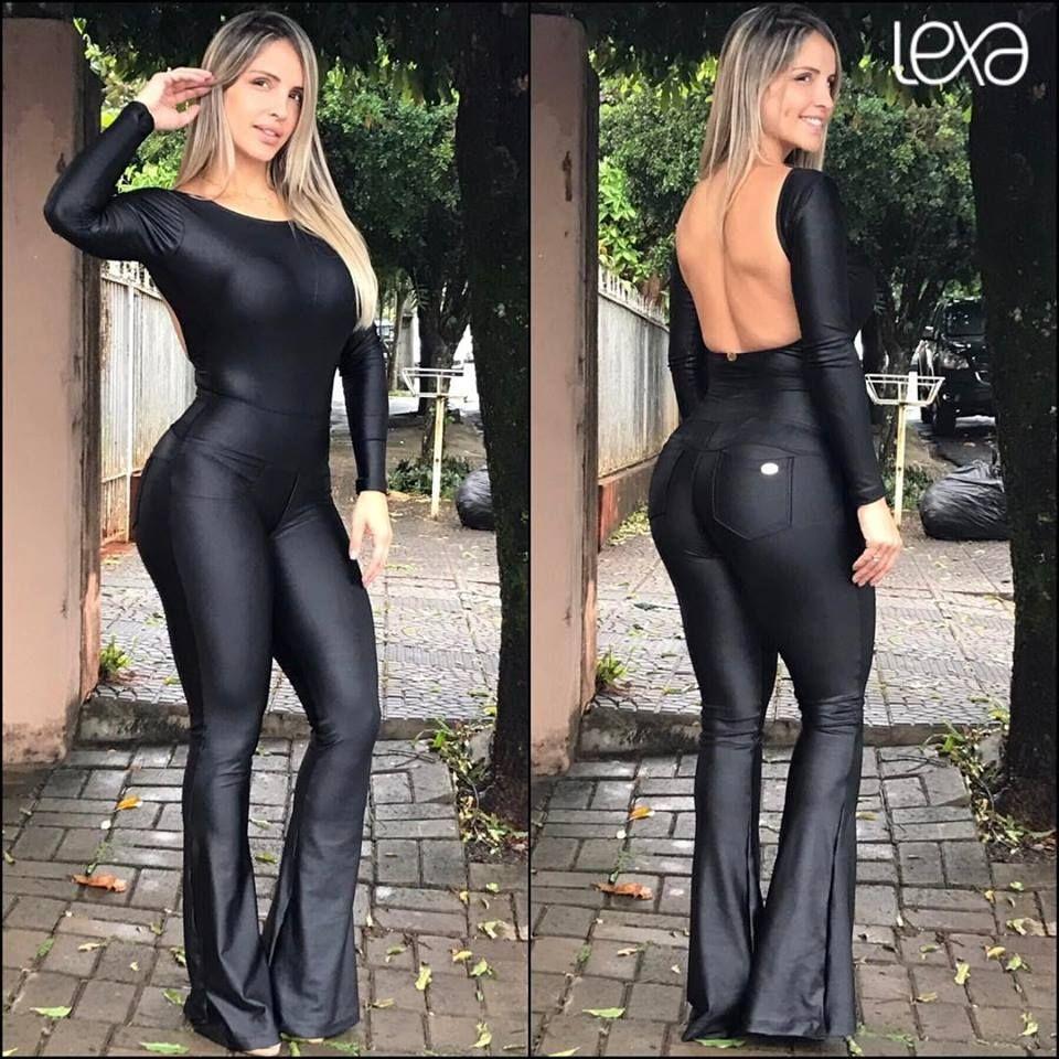 bbebd8759 Body Manguinha ML Preto Cirré na Lexafitwear. | Body | Moda e Lugares