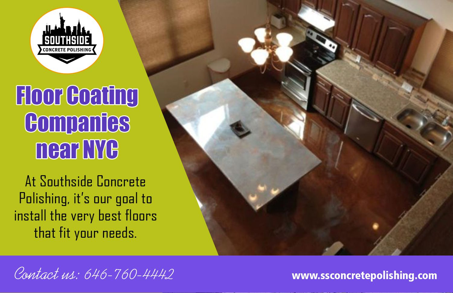 Concrete Floor Coating contractors near in NYC offer