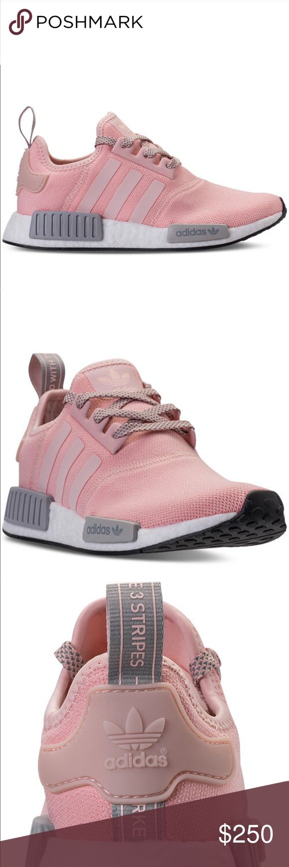 Damens's Adidas NMD Vapour Casual Sneaker Vapour NMD Pink Authentic! New with fdea80