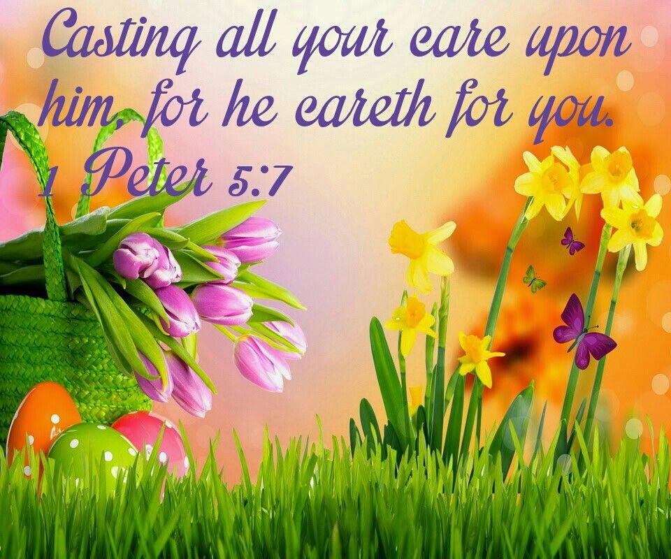1 Peter 57 KJV The Word King James Version Pinterest