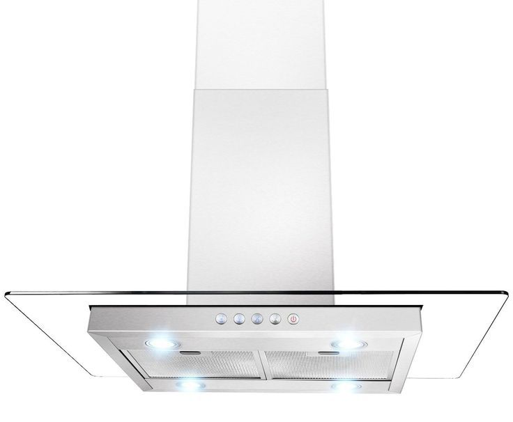 Akdy 30 Euro Style Az610i 75 Stainless Steel Island Mount Range Hood This Is An Amazon Affiliate Link Check Out The Image By Visi Stainless Steel Island Stainless Steel Range Hood