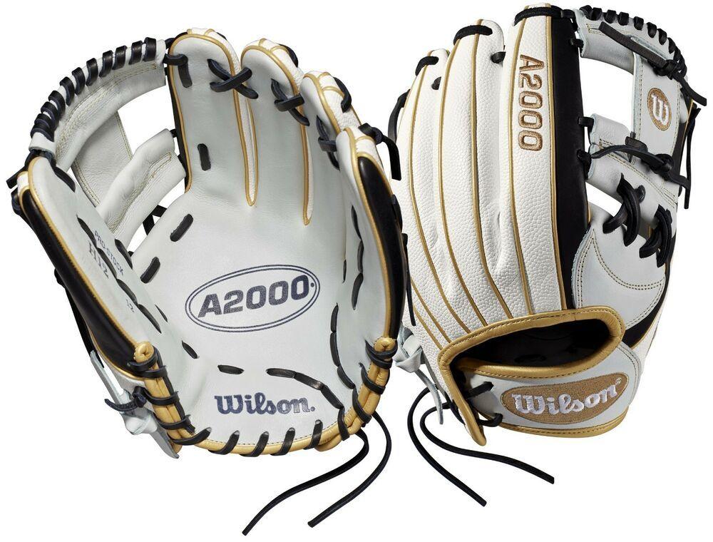 Ebay Sponsored Wilson A2000 H12 Superskin 12 Fatspitch Softball Glove Wta20rf19h12 Softball Gloves Fastpitch Softball Gloves Baseball Glove Size