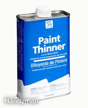 Mineral Spirits Vs Paint Thinner With Images Paint Thinner Mineral Spirits How To Make Paint