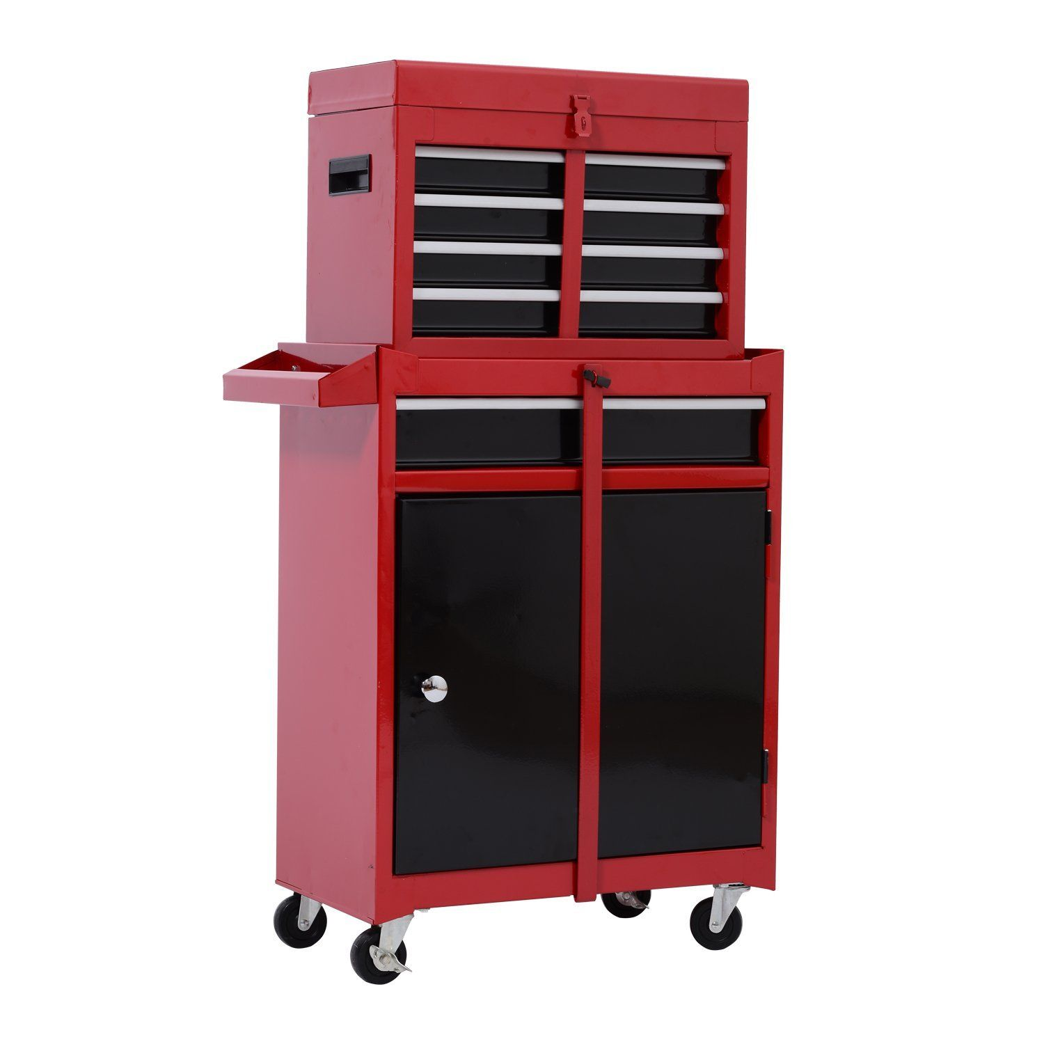 Amazon Hom Rolling Tool Cabinet Chest with 5 Drawers and