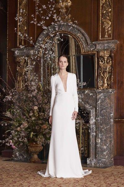 Brautkleider von Monique Lhuillier 2019 – traumhafte Designs für ...