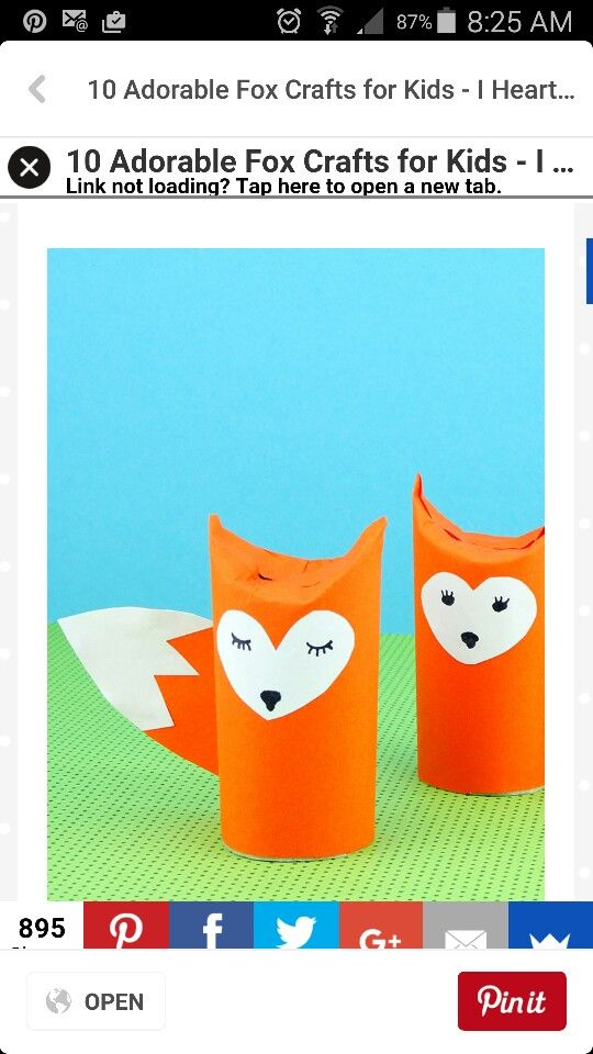 Foxes (picture only)